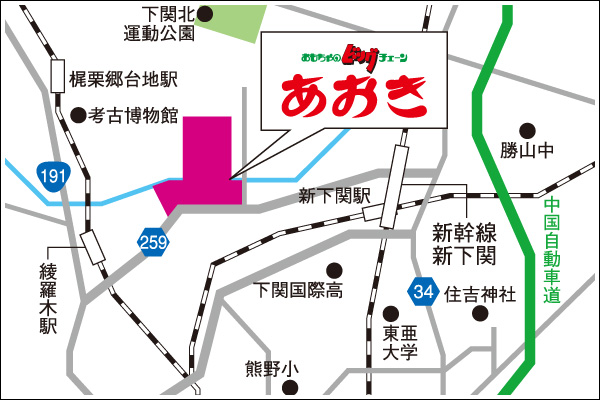 map_shimonoseki